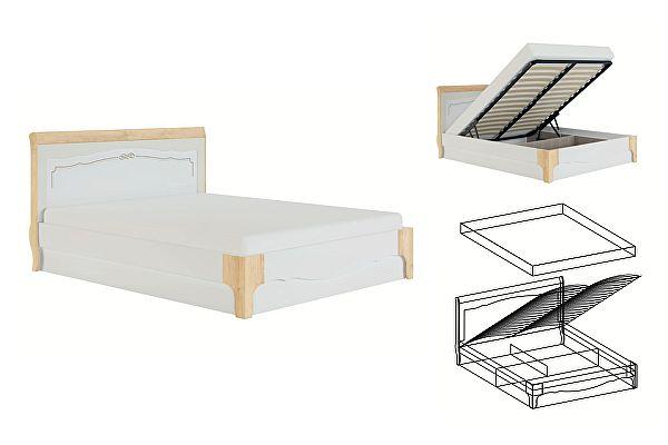 Кровать 1,8 МСТ Элен мод № 1.4 с ПМ