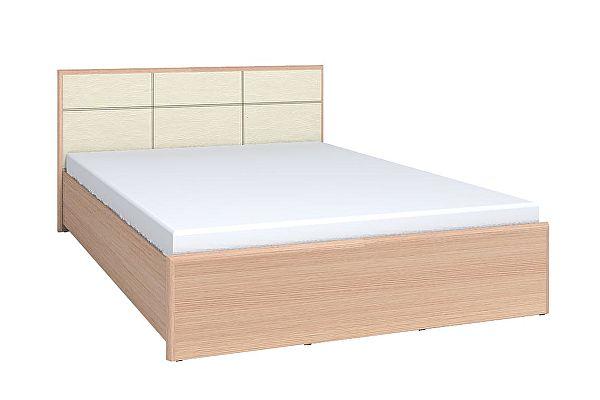 Кровать Глазов Амели Люкс 201+2.2 (160) с основанием и подъемным механизмом