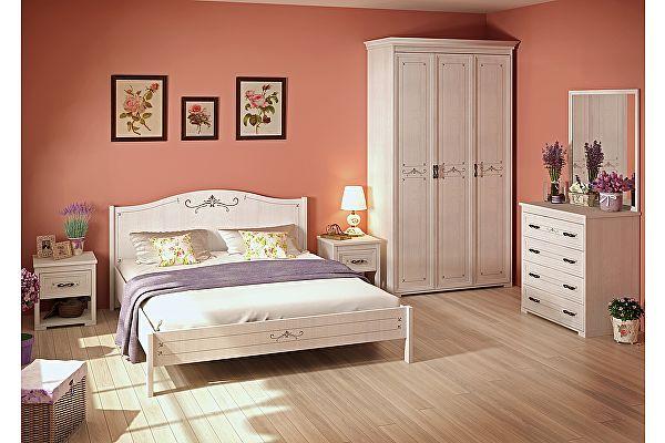 Готовая спальня Арника Афродита Компоновка 2