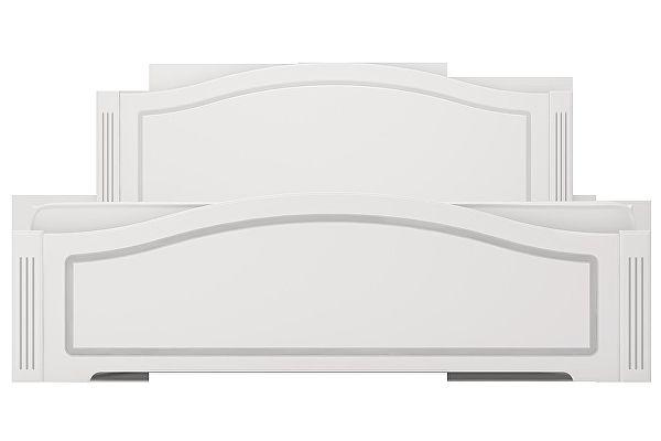 1,5-спальная кровать Ижмебель Виктория 33 (120) с подъемным механизмом