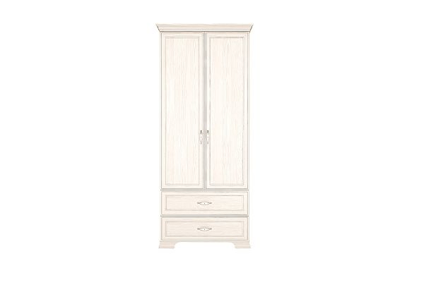 Шкаф Ижмебель Венеция 17 для одежды 2-х дверный с ящиком