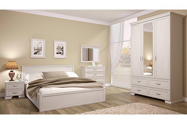 Готовая спальня Ижмебель Венеция, Компоновка 1