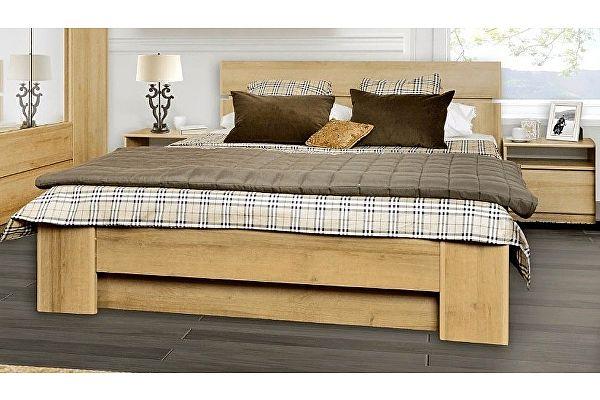 Полутороспальная кровать Заречье Шервуд Ш3б 120х200