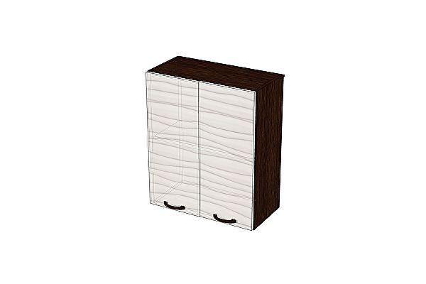 Шкаф МебельГрад Чикаго 600 с 2 дверцами (под сушку)