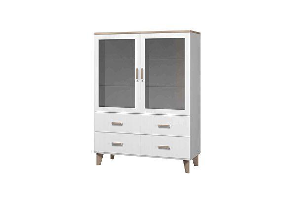 Шкаф для посуды Интеди Ларго ИД 01.42