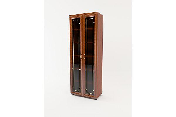 Шкаф-витрина распашной 2 двери витрина Баронс Групп Премьер 800, ШР.010.800-03