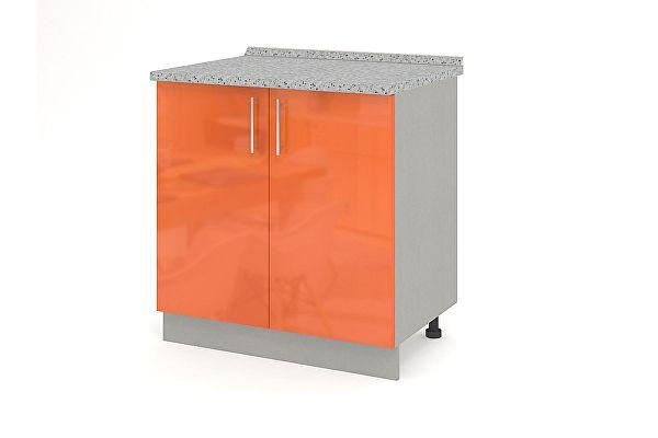 Стол под врезную мойку 800 Баронс Групп Гамма КС.007.800-02