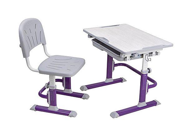 Парта и стул-трансформеры Cubby Lupin VG (комплект)