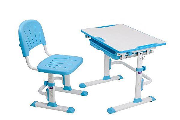 Парта и стул-трансформеры Cubby Lupin WB (комплект)