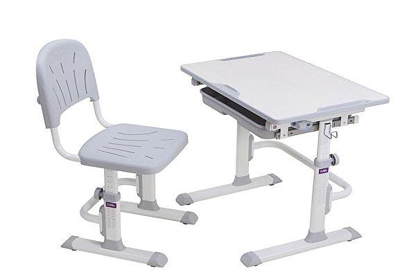 Парта и стул-трансформеры Cubby Lupin WG (комплект)