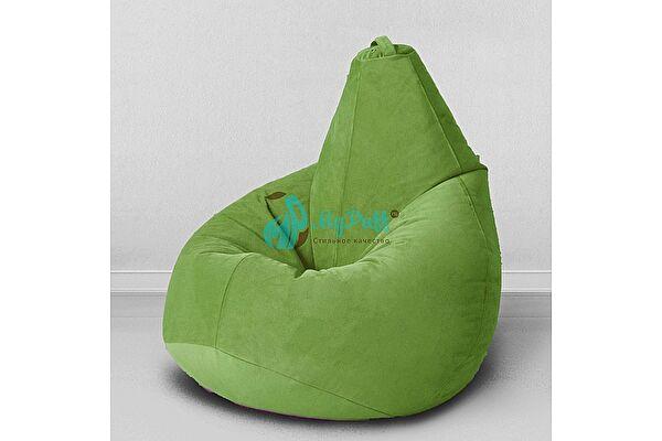 Кресло мешок Декор Базар Матово-Зеленый (комфорт)