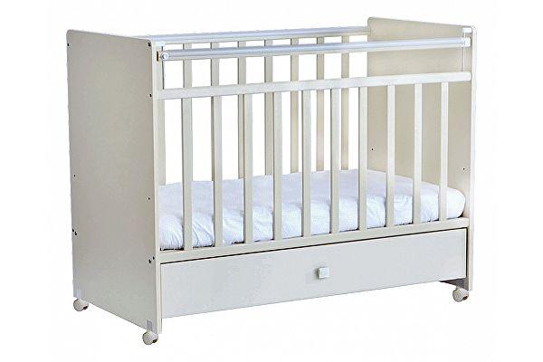 Кроватка для новорожденных Фея 700