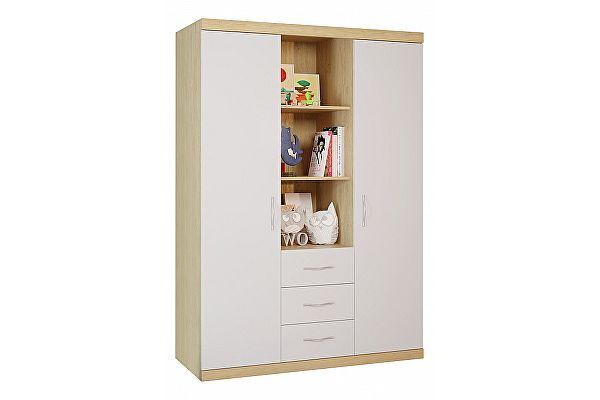 Шкаф комбинированный Polini Сlassic