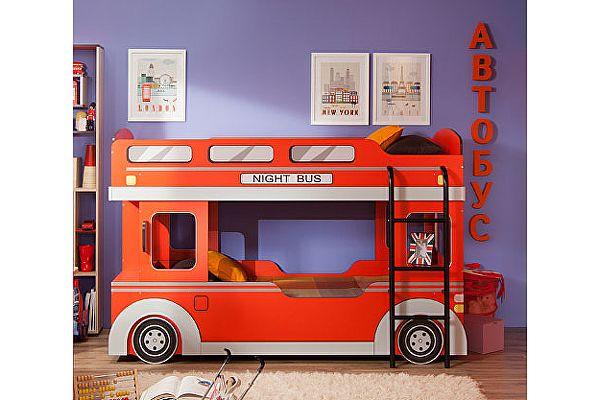 Кровать Глазов Автобус 1