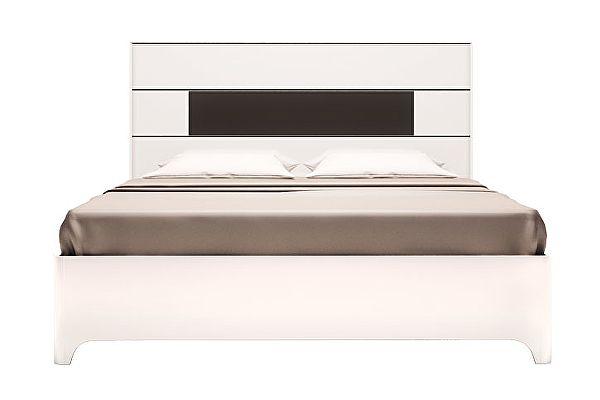 Кровать Ижмебель Танго с латами (160), арт.05