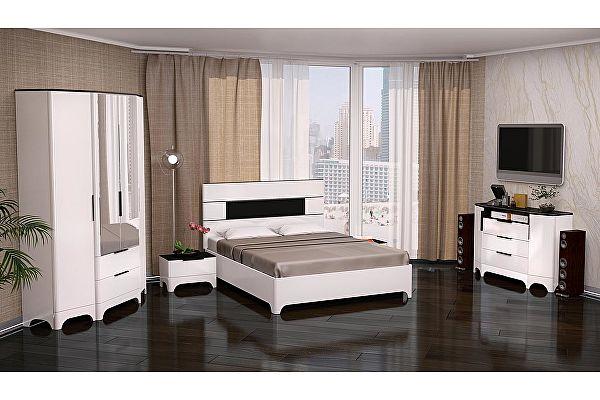 Готовая спальня Ижмебель Танго 1