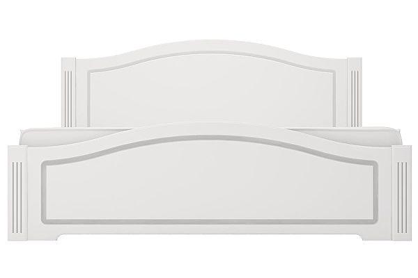 1,5-спальная кровать Ижмебель Виктория (120), арт. 33