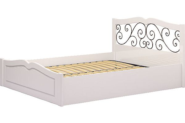 Кровать Ижмебель Лукреция (160), мод.5