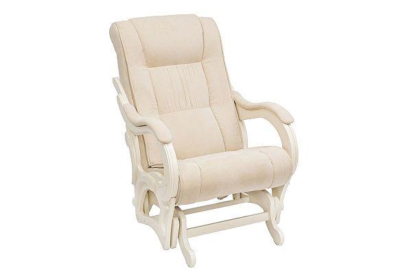 Кресло-качалка глайдер МИ Модель 78 дуб шампань
