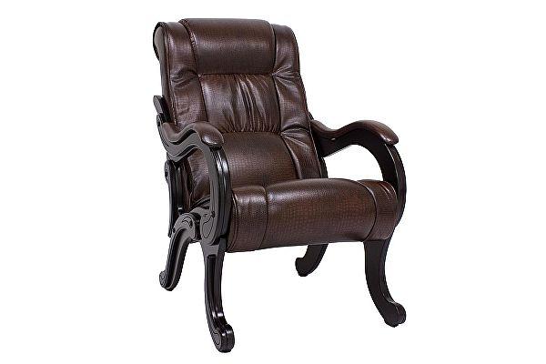Кресло для отдыха МИ Модель 71 венге