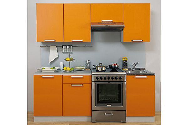 Кухонный гарнитур Симпл 2100 (II категория)