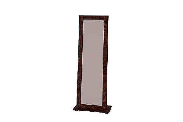 Зеркало на подставке 10  МК 44 дуб Корвет