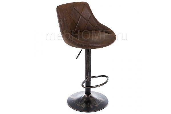 Барный стул Woodville Curt vintage brown