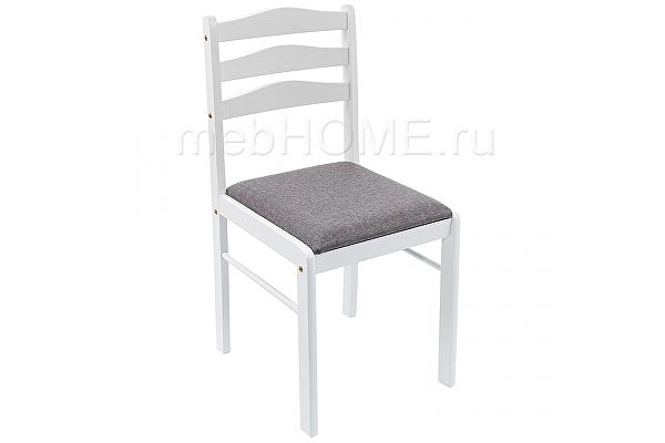 Стул Woodville Camel white / light grey