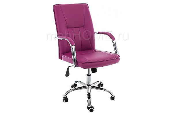 Компьютерное кресло Woodville Nadir фиолетовое