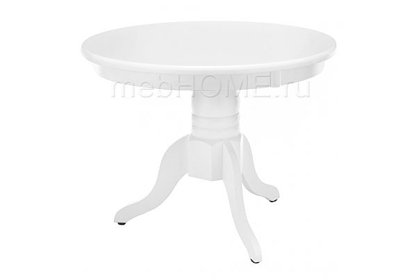 Чайный столик Woodville Round white