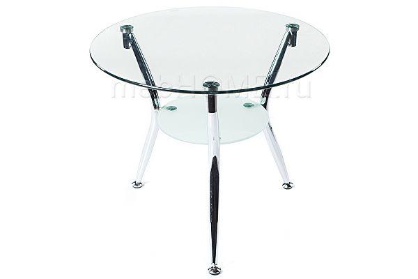 Стол стеклянный Round