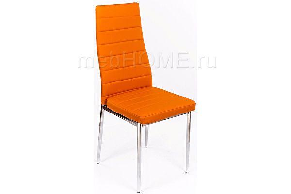 Стул из металла DC2-001 оранжевый