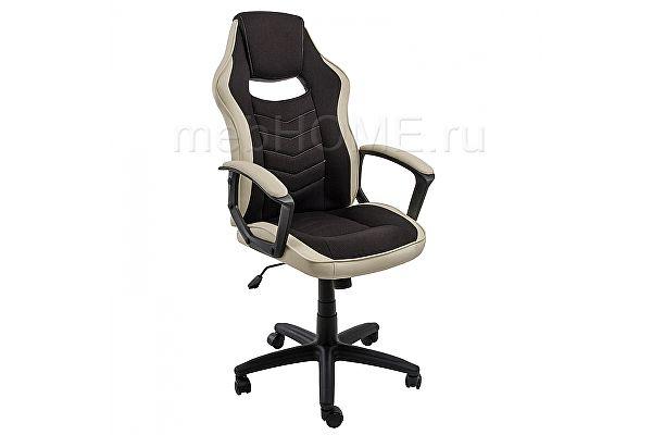 Компьютерное кресло на колесиках Woodville Gamer черное / серое