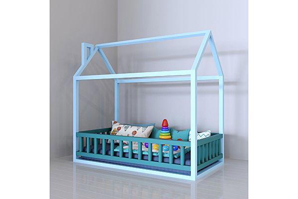 Кровать-домик Мамка Дом малыша (манеж)