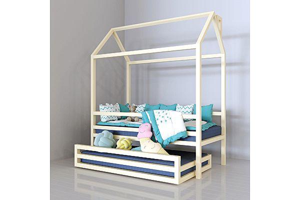 Кровать-домик Мамка Скандинавия