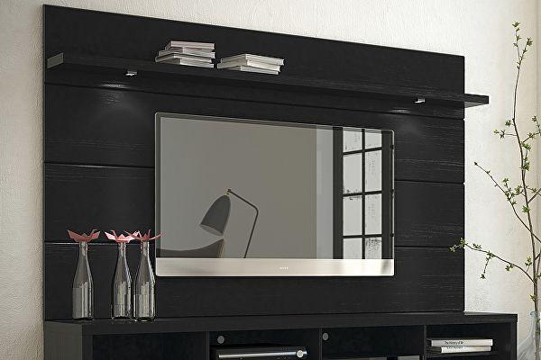 ТВ панель MANHATTAN COMFORT Horizon 1.8 black Черный
