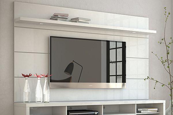 ТВ панель MANHATTAN COMFORT Horizon 2.2 white gloss Белый глянец