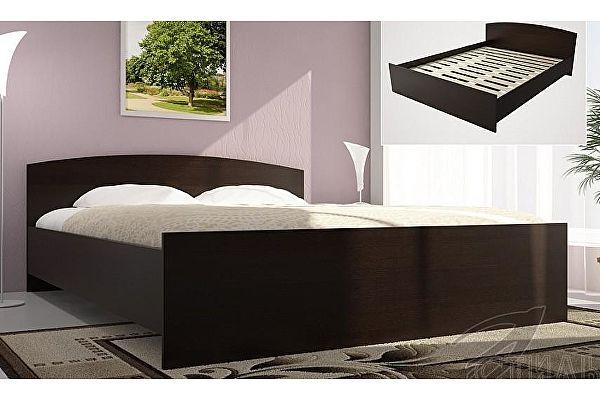 Кровать Стиль 1200 х 2000 полуторка