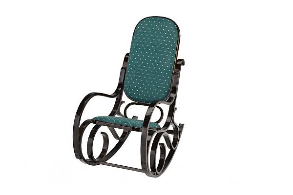 Кресло-качалка Tetchair RC-8001 (Роял грин)