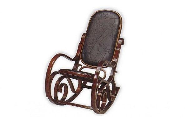 Кресло-качалка Tetchair RC-8001 (Блек пазл)