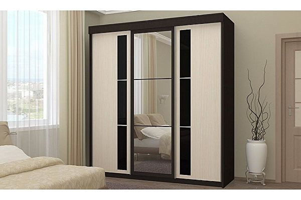 Шкаф-купе SV-мебель № 11 (2,0 м)