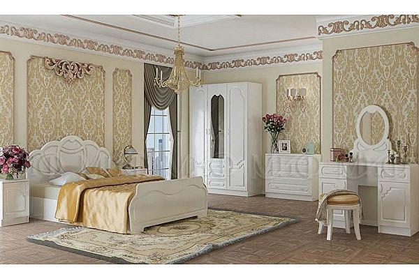 Модульная спальня Миф Гармония МДФ