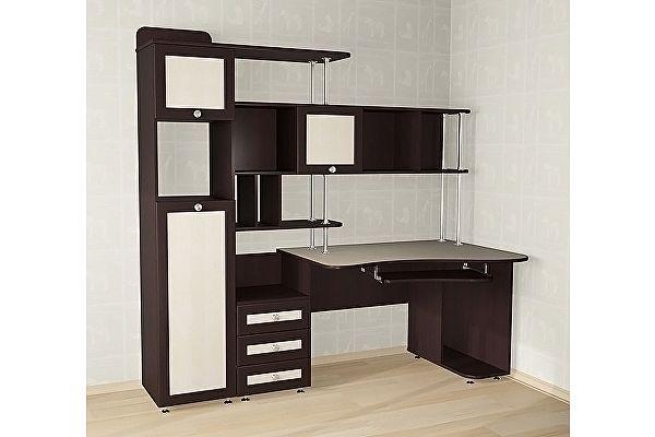 Стол компьютерный Мебелайн-17