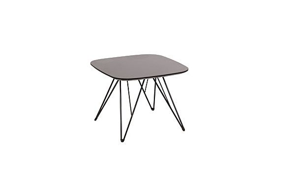 Журнальный столик M-City WOOD82 No.4 дуб серо-коричневый винтажный