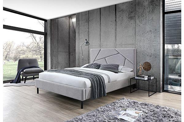 Кровать M-City SWEET VALERY 160х200 Stone 1A