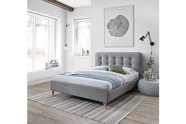 Кровать M-City SWEET DAMIAN 160х200 Beige 1