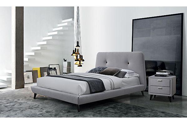 Кровать M-City SWEET TOMAS 160х200 Grey 2
