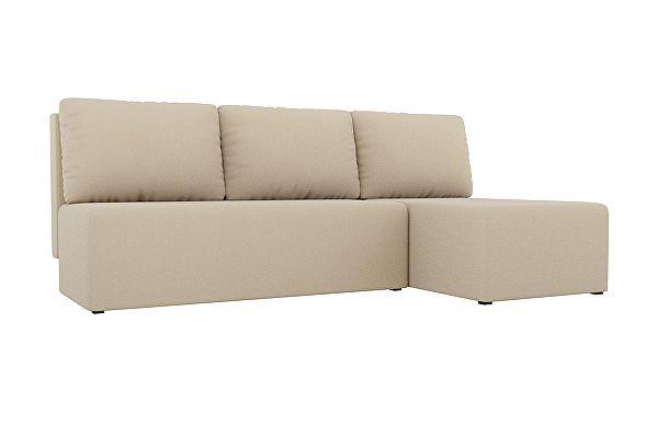 Угловой диван Мебелико Поло рогожка