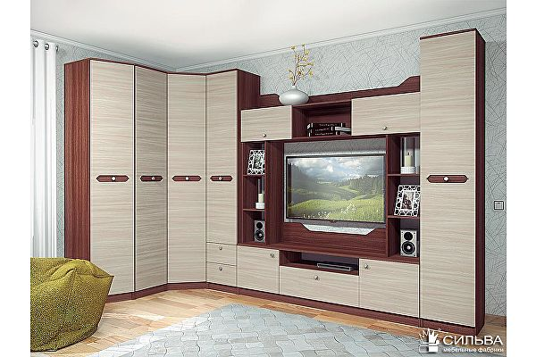Гостиная Сильва Рива №2