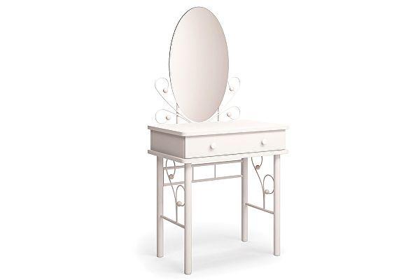 Туалетный столик Mebwill Венера (белый)